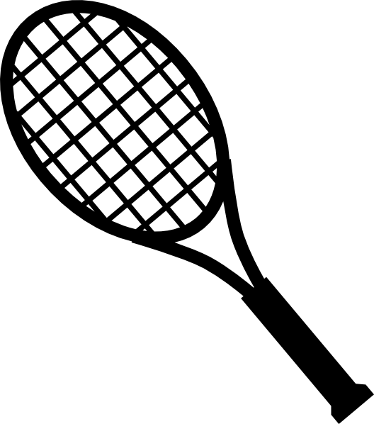 jpg download . Tennis racket and ball clipart