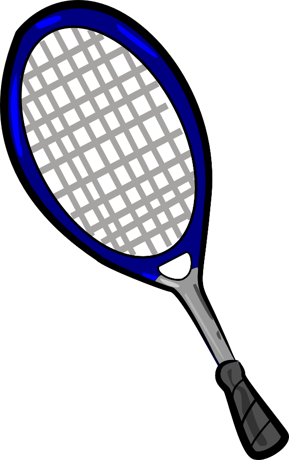 graphic royalty free stock Tennis rackets clipart. Image racket and ball.