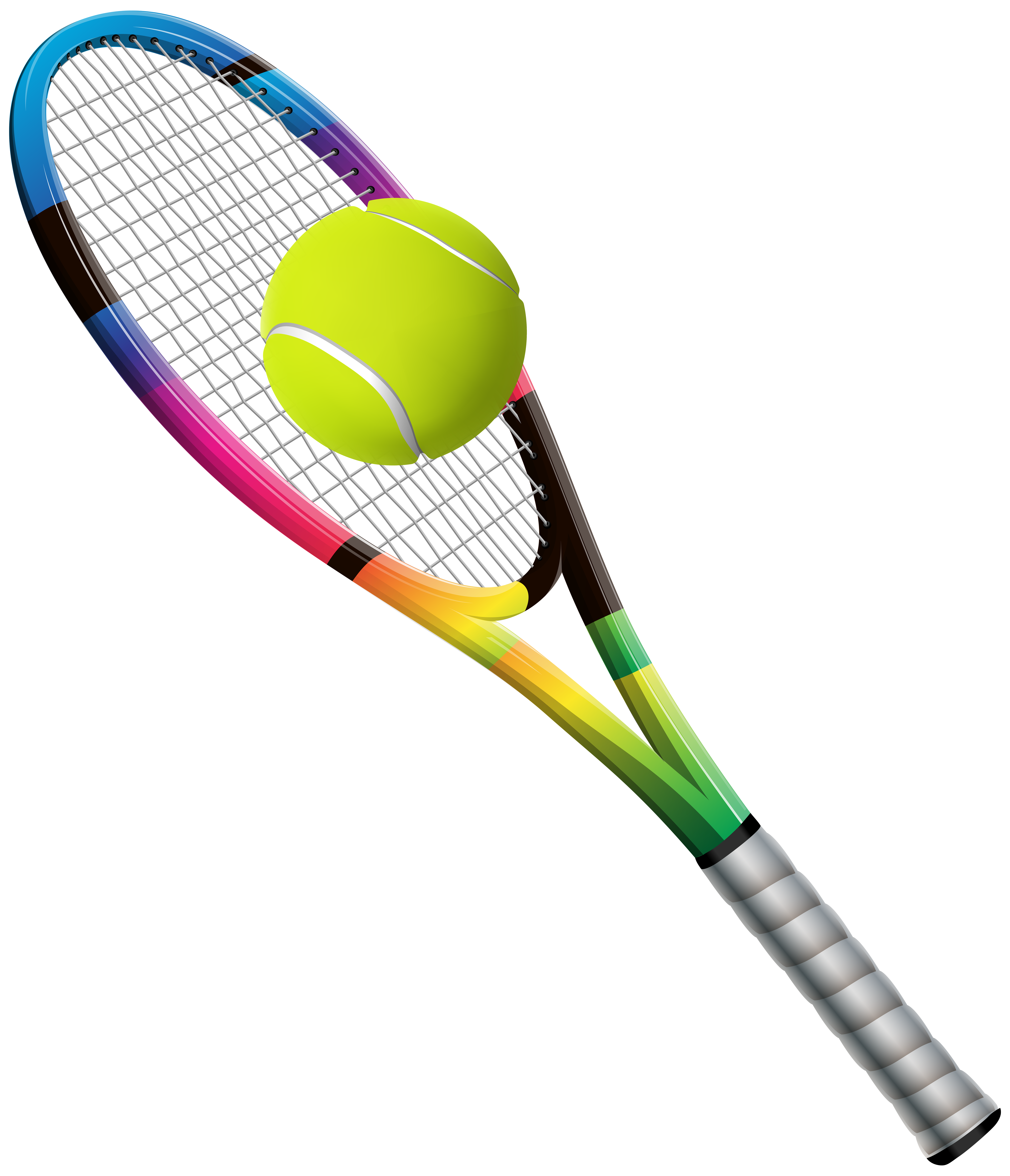 clip art royalty free stock Racket and ball transparent. Tennis rackets clipart.
