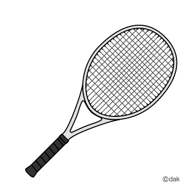 picture free library Racquet . Tennis racket and ball clipart