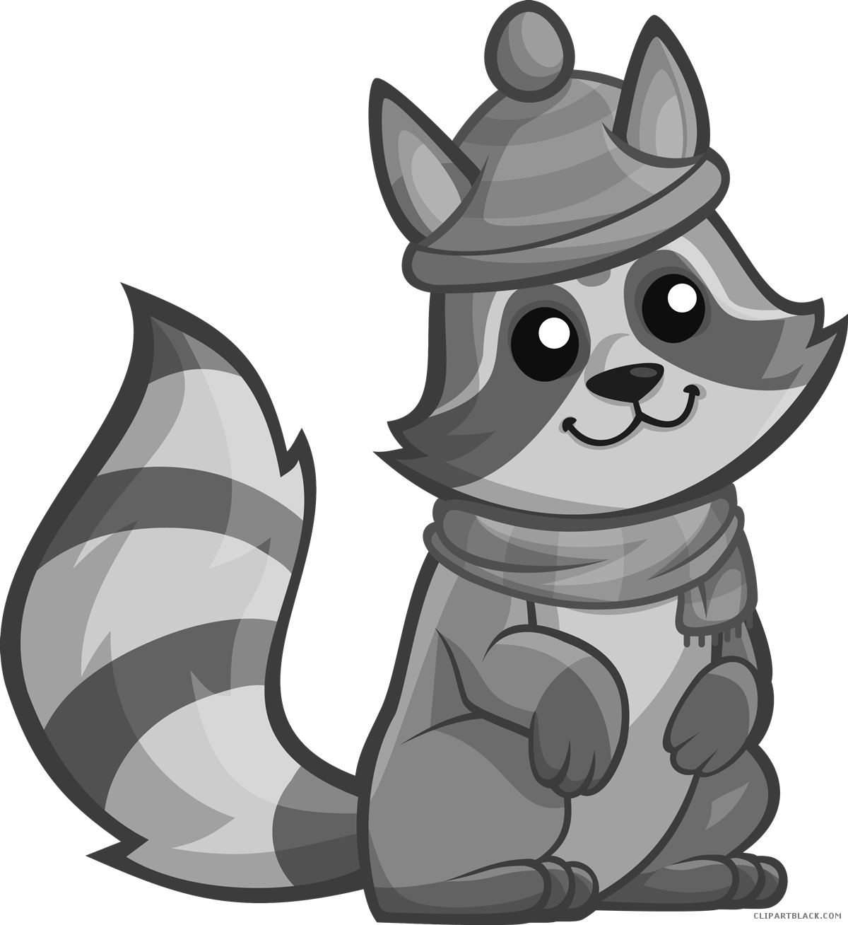 png library stock Raccoon page of clipartblack. Racoon clipart.