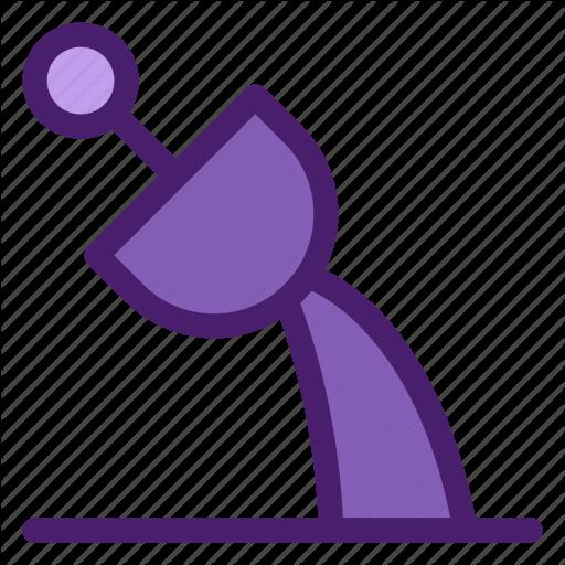 graphic transparent download Astronomy radar signal space. Universe vector purple galaxy