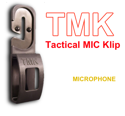 stock Tactical Microphone Keeper