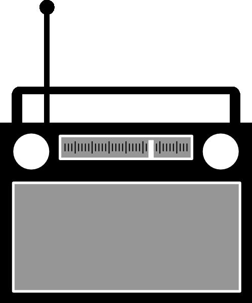 png transparent stock Radio Reciever Clip Art at Clker
