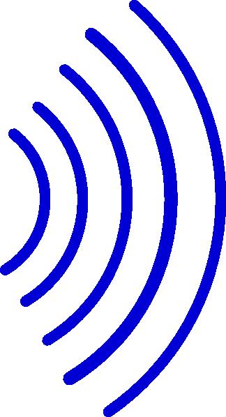 clip art freeuse stock Rf Signal Wave Clip Art at Clker