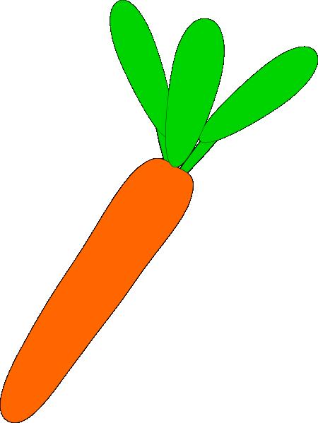 clipart freeuse stock Carrot Cartoon Clip Art at Clker