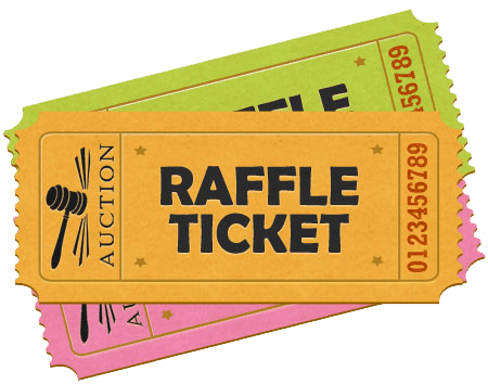 image black and white Raffle clipart. Nature ticket sonoma county.