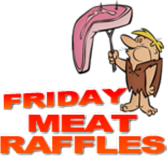 clipart black and white library Friday night frames illustrations. Raffle clipart canned meat