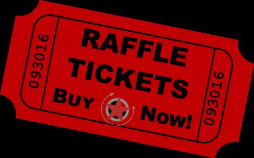 banner freeuse stock Arcade clipart raffle basket. Ticket frames illustrations hd
