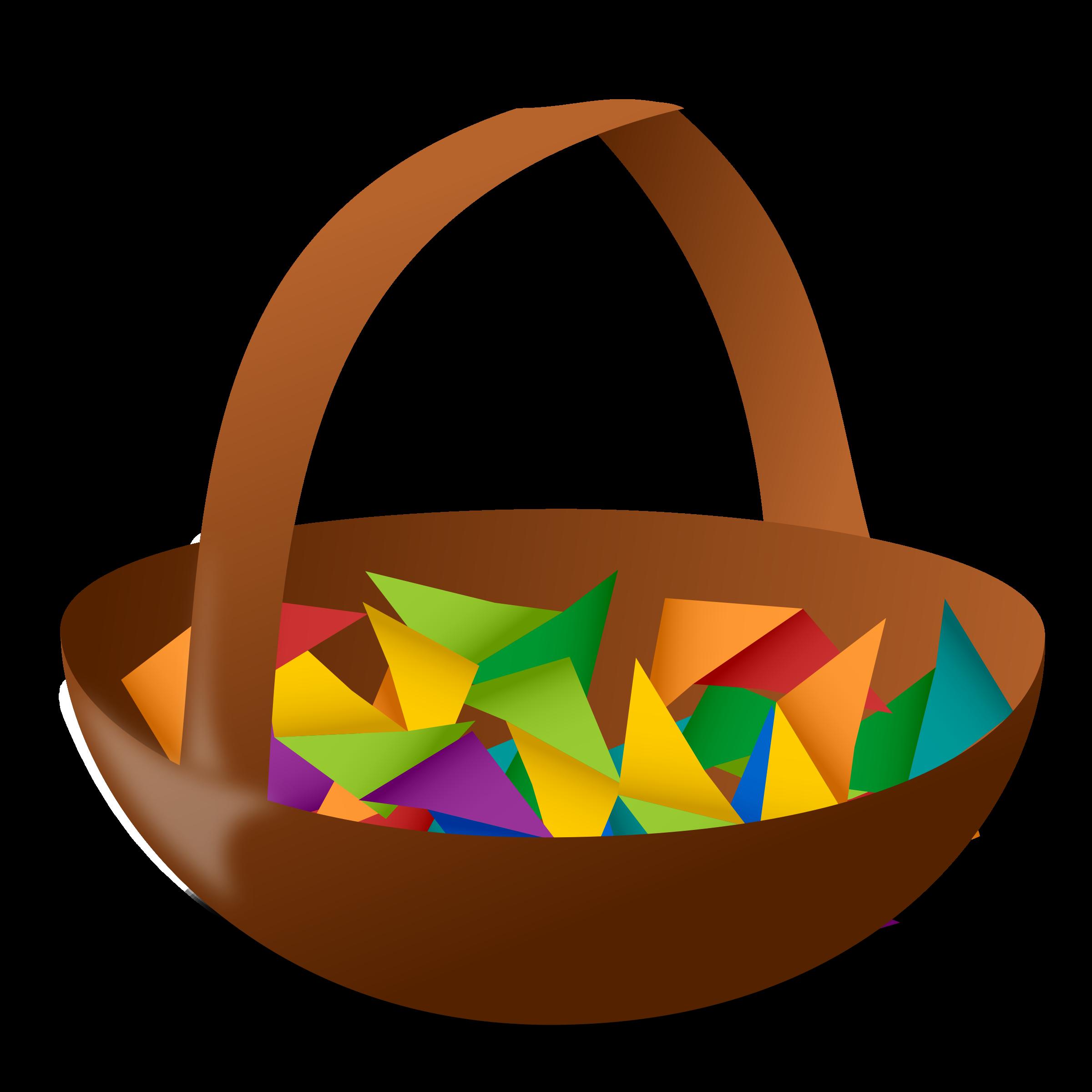 jpg free stock Basket big image png. Raffle clipart.