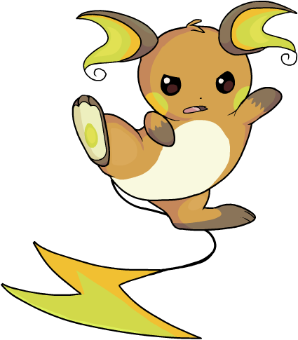 clipart Raichu drawing. By happycrumble on deviantart