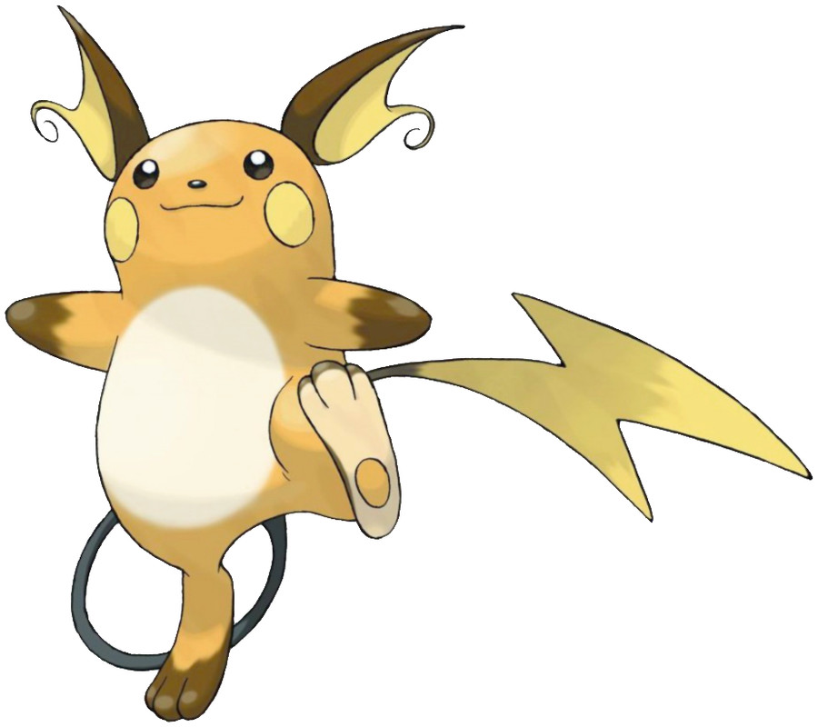 jpg library library Pok dex stats moves. Raichu drawing lowland