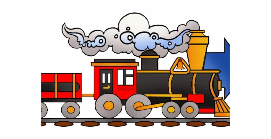 vector transparent Transcontinental clip art . Railroad clipart.