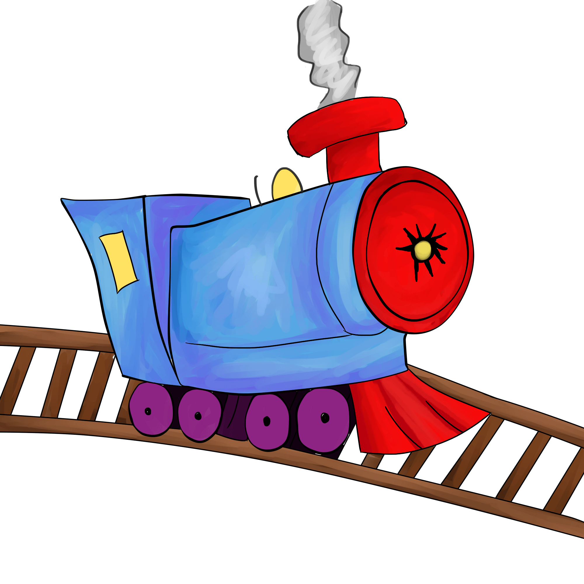 clip freeuse download Railway rail free on. Station clipart train schedule