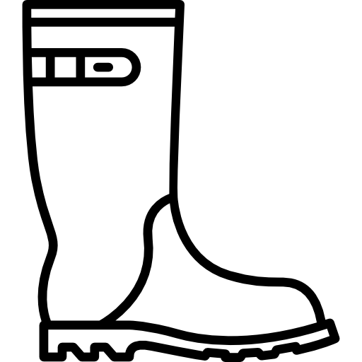 clipart free library Boot Icon