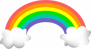 png royalty free Rainbow clipart for kids. Free images at clker