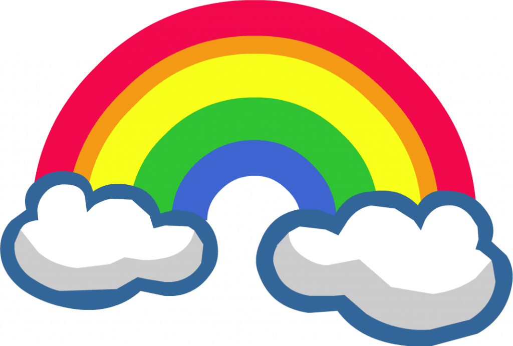 transparent stock Rainbow Clipart Png rainbow transparent png pictures free icons and