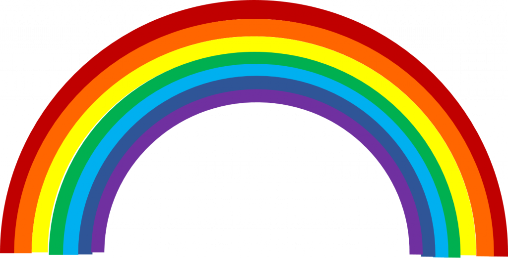 clip art library library At getdrawings com free. Rainbow clipart for kids