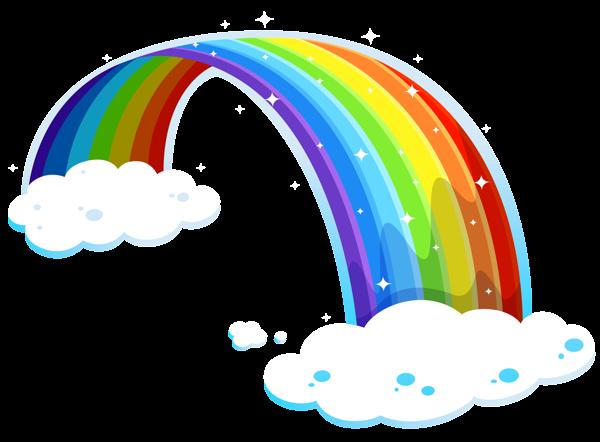 clip transparent download rainbow transparent
