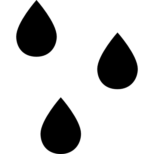 svg freeuse Silhouette at getdrawings com. Raindrop black and white clipart