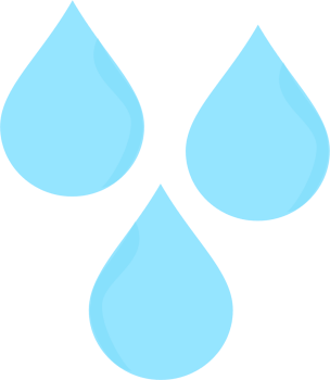 vector freeuse stock Raindrops clipart. Clip art image printables
