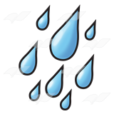 png stock Raindrops clipart. Clip art free on.