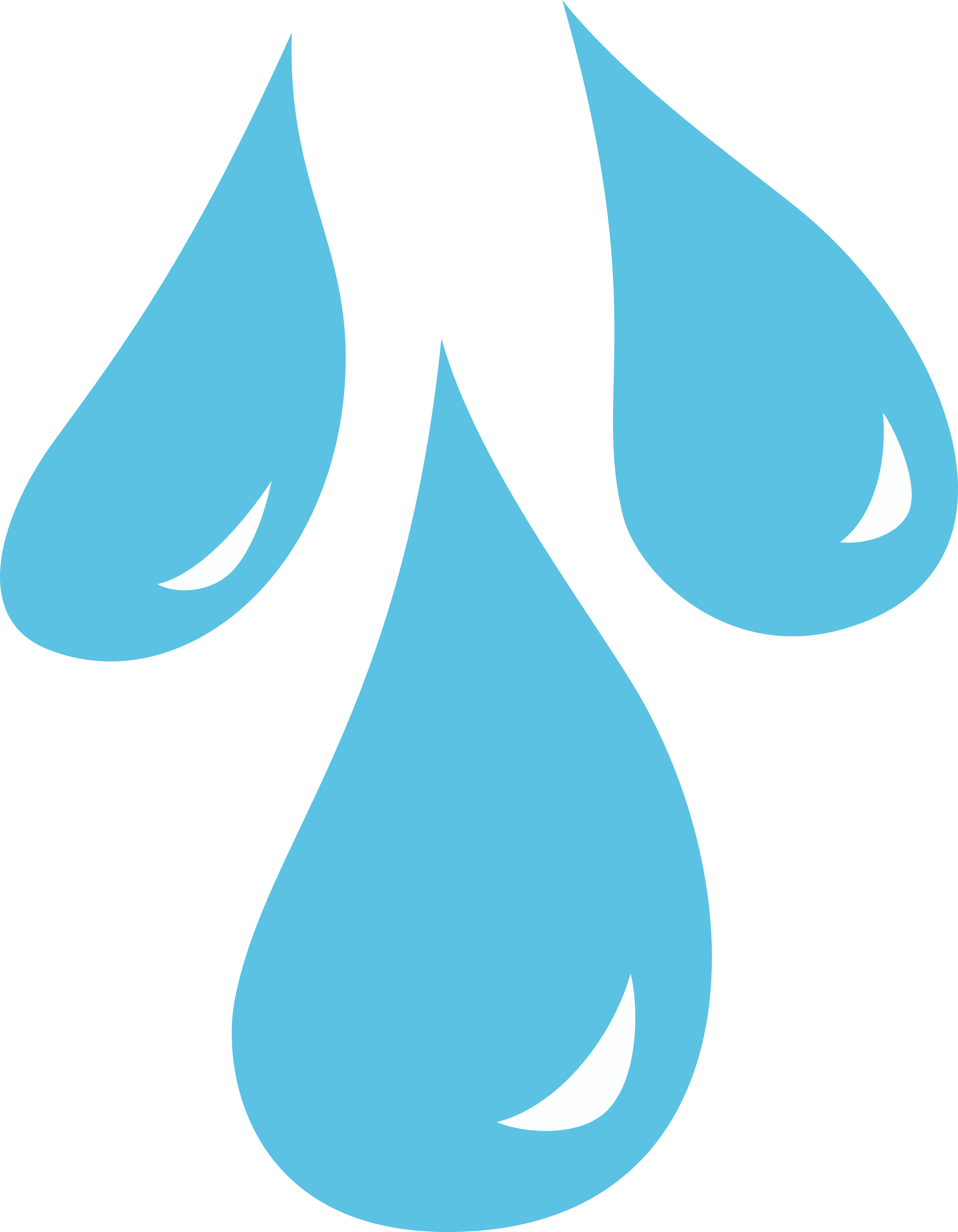 jpg royalty free Free raindrops download clip. Tears clipart