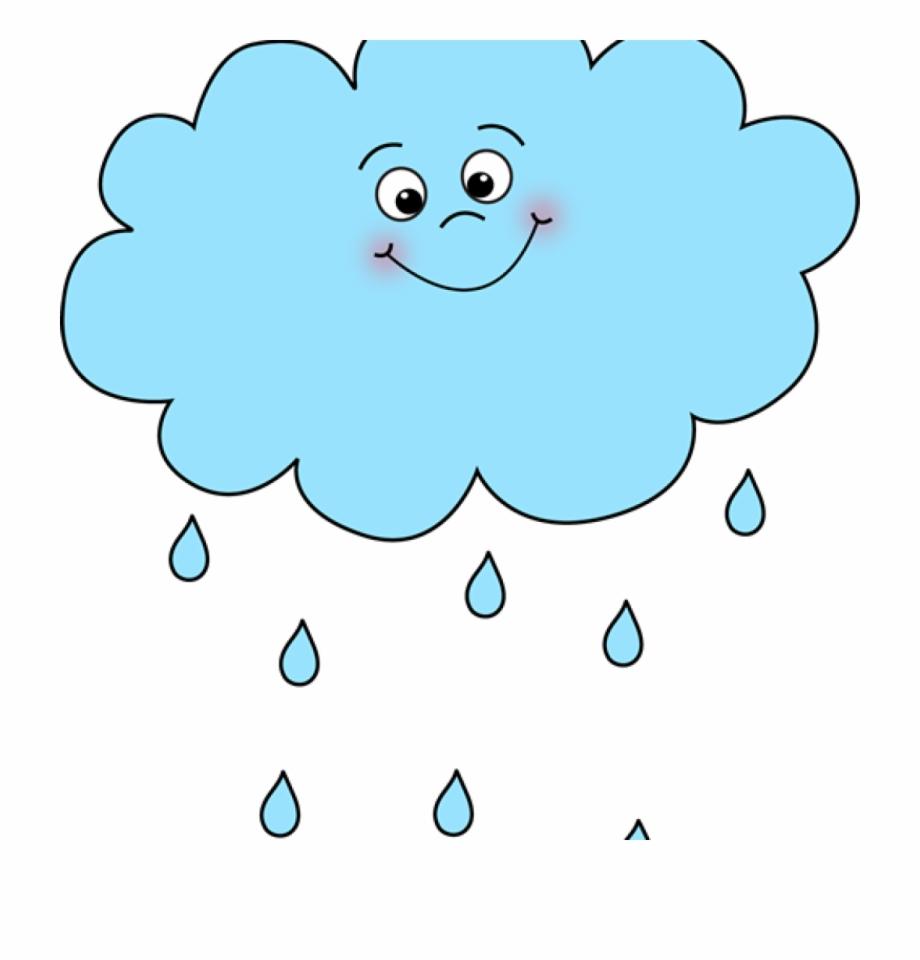 svg black and white download Raining clipart. Rain png cartoon cloud.
