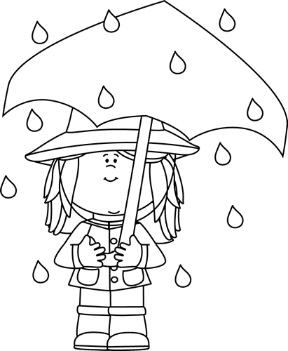 svg library Rain clip art images. Raining clipart.