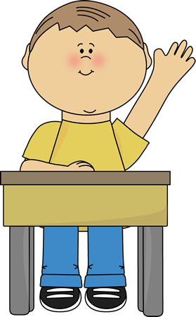 picture freeuse Raise hand clip art. Drawing store kid