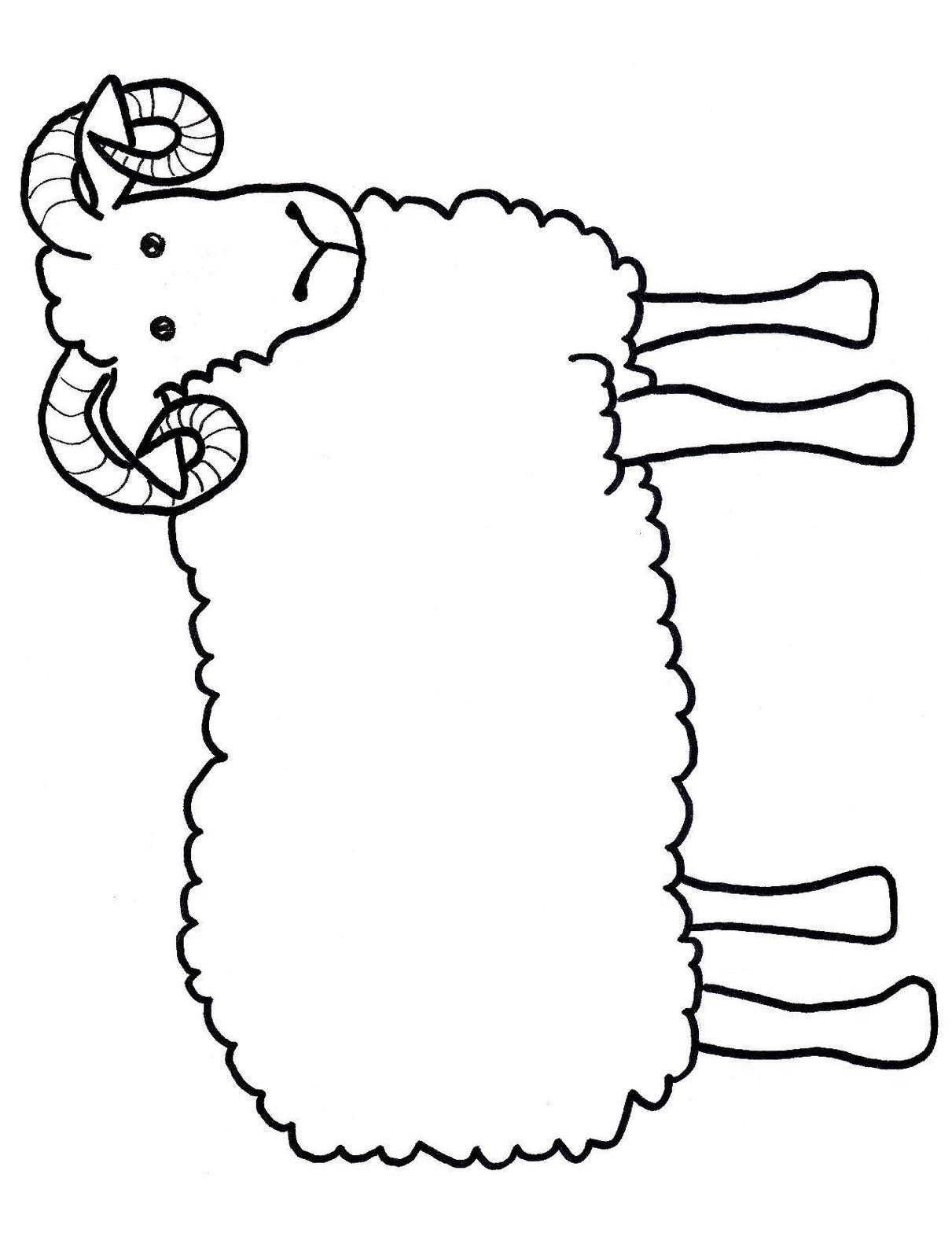 clip art Ram clipart black and white. Free cliparts download clip.