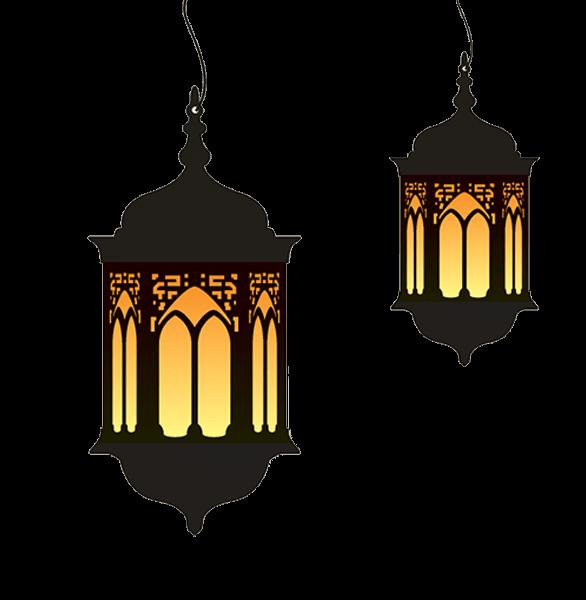 jpg freeuse stock Ramadan Lamp Duo
