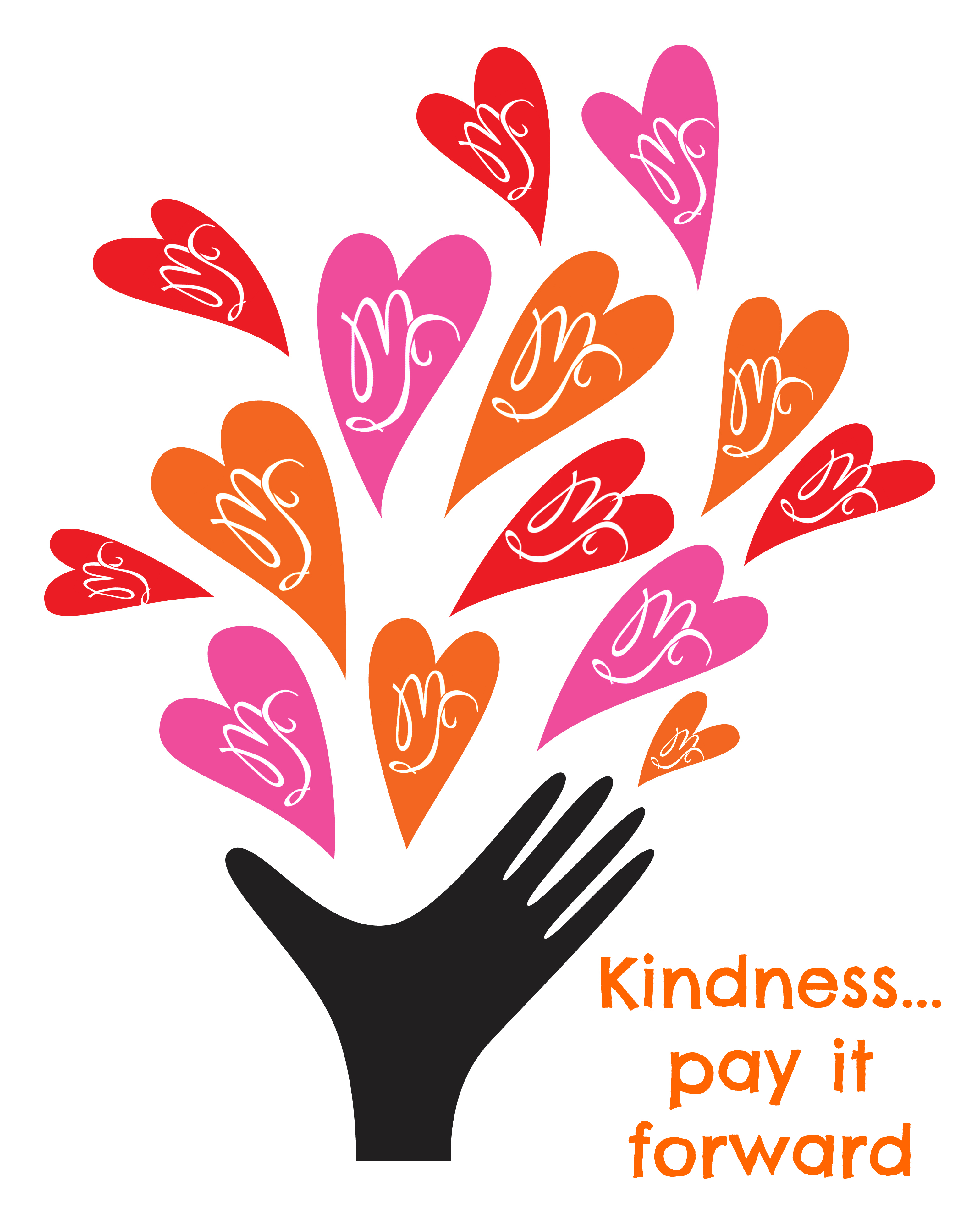 jpg royalty free download Station . Random acts of kindness clipart