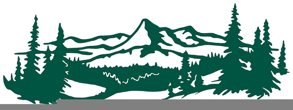 clip library stock Free mountain images at. Range clipart.
