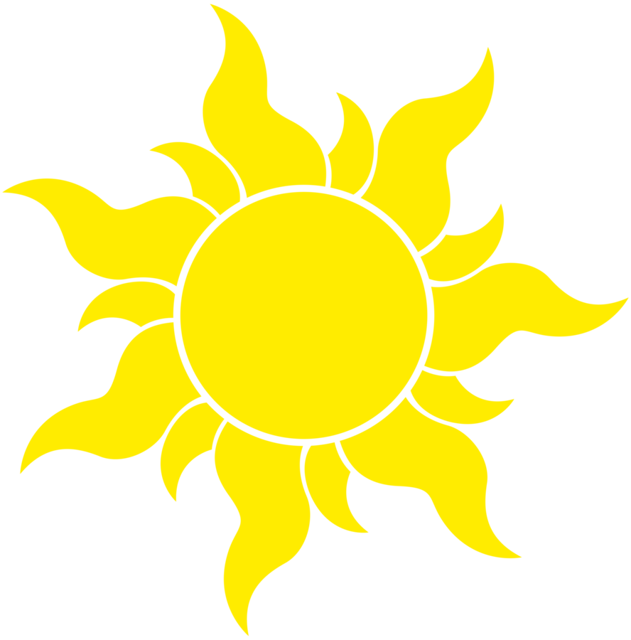 vector library sun pattern for banner