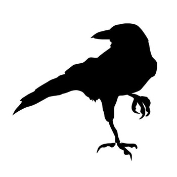 image royalty free download Free cliparts download clip. Raven clipart.