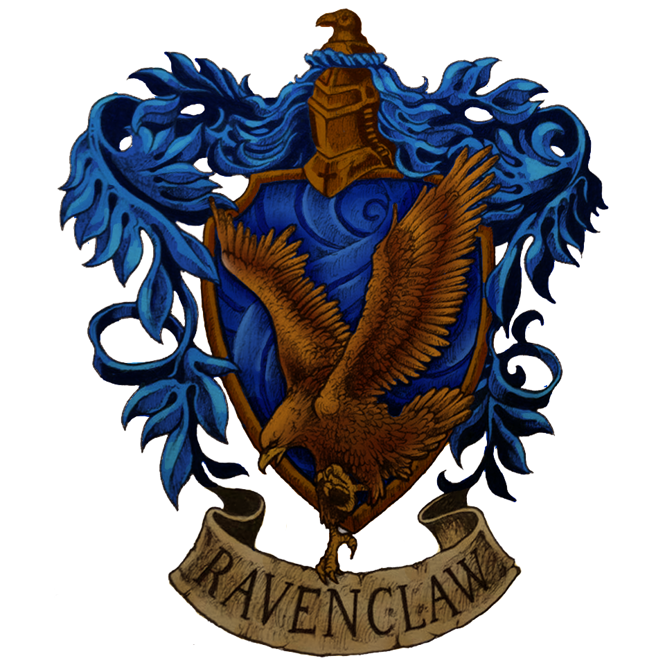 jpg royalty free download The accurate crest should. Ravenclaw transparent.
