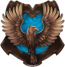 graphic royalty free Wiki fandom powered by. Ravenclaw transparent pottermore.