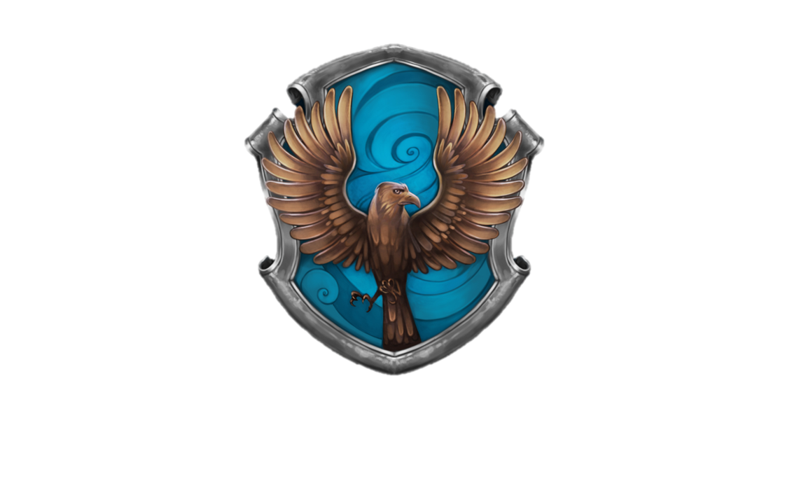 freeuse library Ravenclaw transparent pottermore. Crest by chromomaniac on.