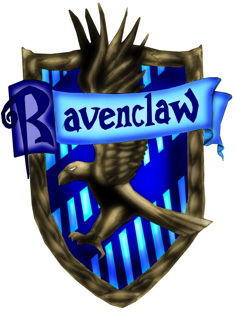 banner library stock Ravenclaw transparent.  crest png for.