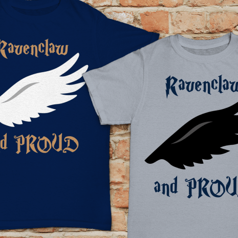 jpg freeuse download Pride file cutting template. Ravenclaw svg raven