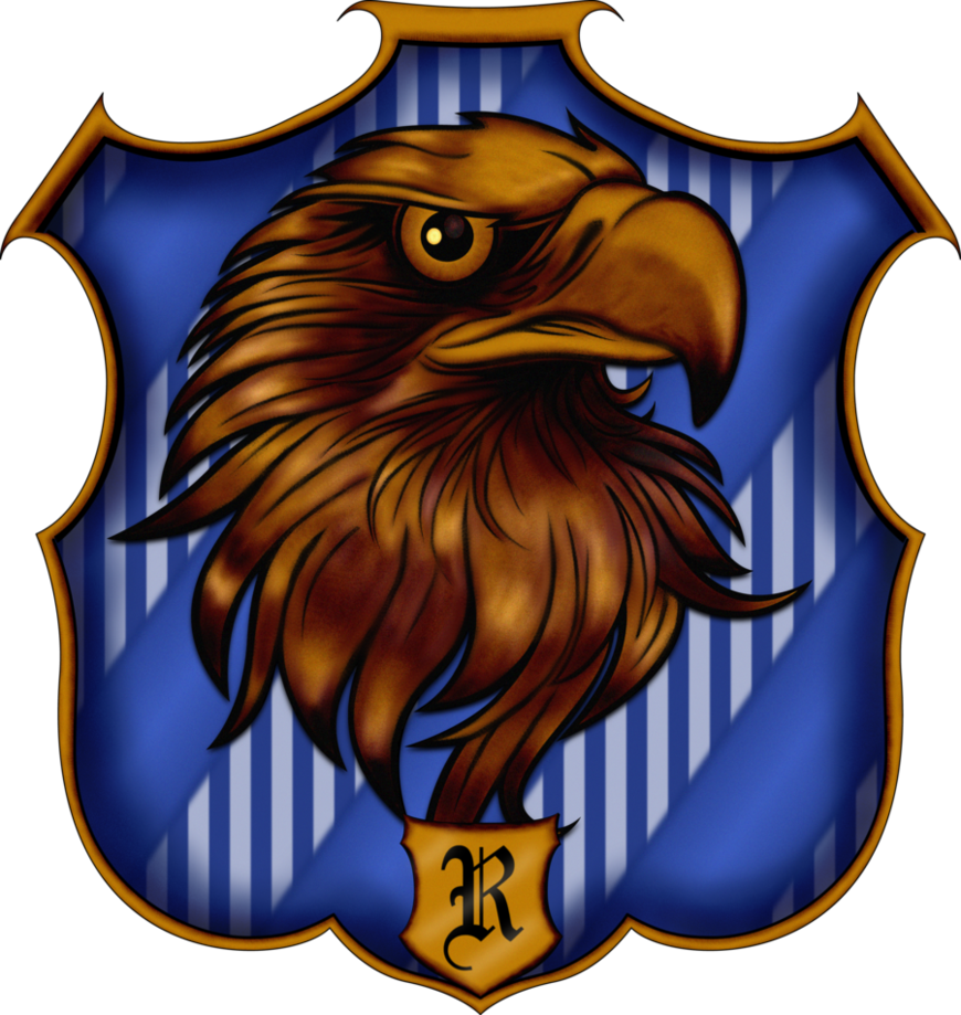 banner download Ravenclaw svg raven. Crest by witcheewoman on