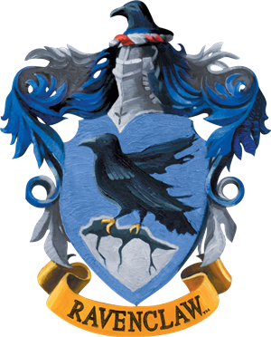 jpg royalty free download Ravenclaw transparent. Image crest painting png.