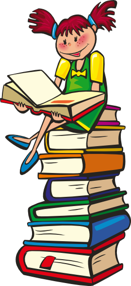 clipart library download Girl Reading Clip Art at Clker