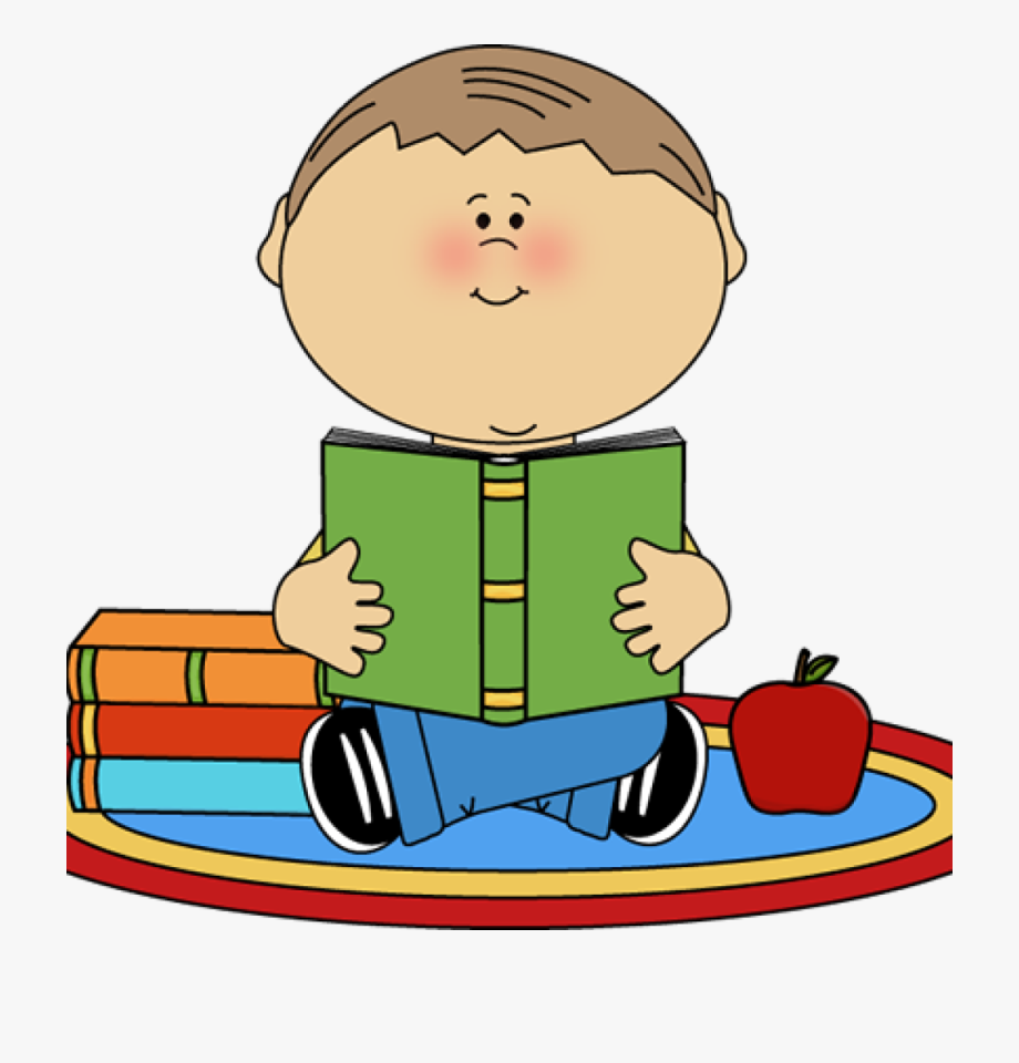 clip art royalty free library Reading clipart. Banner freeuse library free.