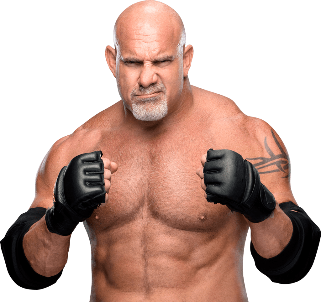 picture royalty free download Ready to fight clipart. Bill goldberg transparent png