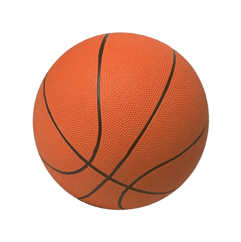 picture free stock Transparent background physic minimalistics. Realistic clipart basketball