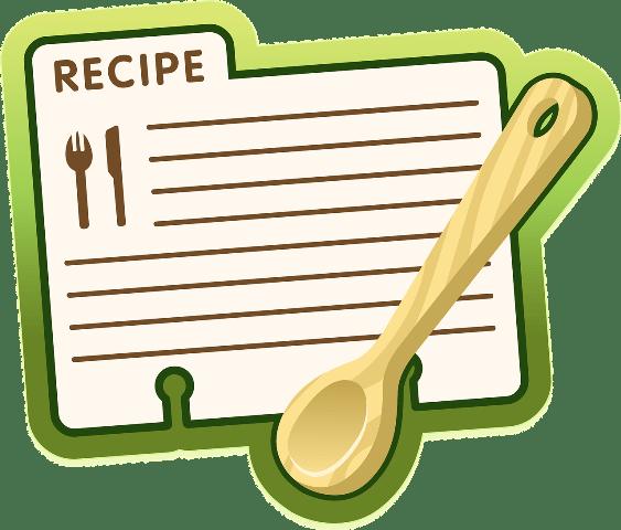 svg royalty free recipe box clipart #59916358