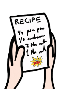 clip freeuse download Recipe clipart. A single serving protein.