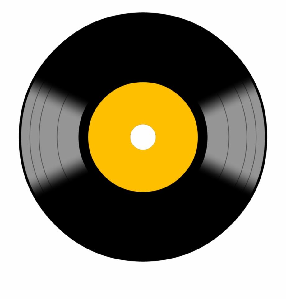 clip download Record clipart. Lp vinyl symbol icon.